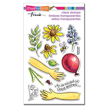 Stampendous Clear Stamps HANDS HOLD ssc2024