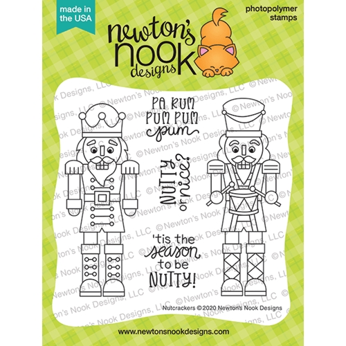 Newton's Nook Designs NUTCRACKERS Clear Stamps NN2010S06 Preview Image