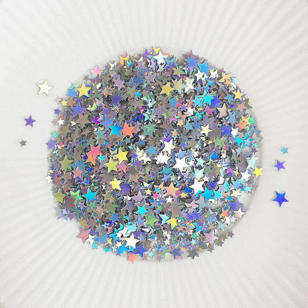 Little Things From Lucy's Cards SPRINKLES TWINKLE TWINKLE Sparkly Shaker Mix LB352 zoom image
