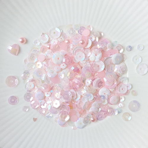 Little Things From Lucy's Cards BLOSSOM Sequin Shaker Mix lbsm62 Preview Image
