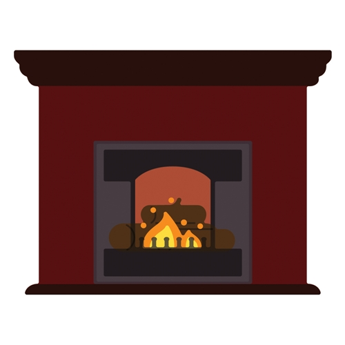Honey Bee FIREPLACE SCENE BUILDER Dies hbdsfpsb* Preview Image