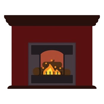 Honey Bee FIREPLACE SCENE BUILDER Dies hbdsfpsb