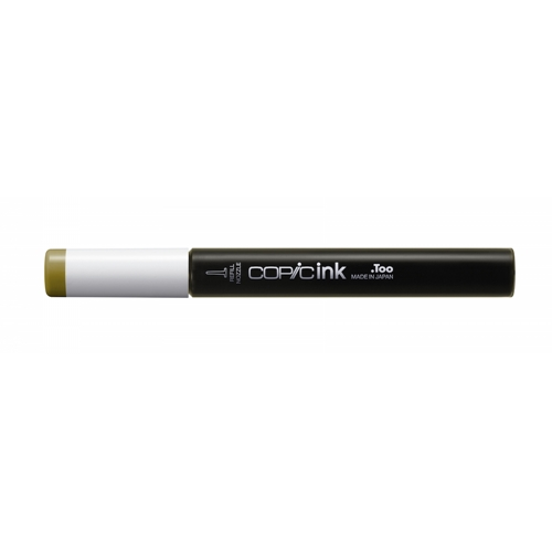 Copic PALE OLIVE Refill and Alcohol Ink yg95 Preview Image