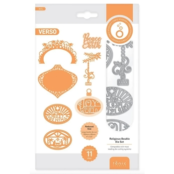 Tonic RELIGIOUS BAUBLE Die Set 3577e