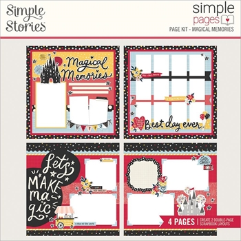 Simple Stories SAY CHEESE MAIN STREET Page Kit 14230