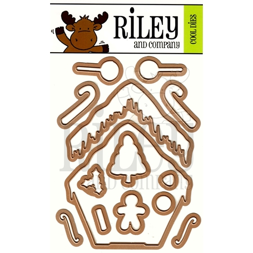 Riley and Company GINGERBREAD Dies RD41 Preview Image