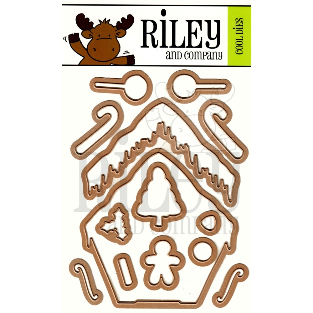 Riley and Company GINGERBREAD Dies RD41 zoom image