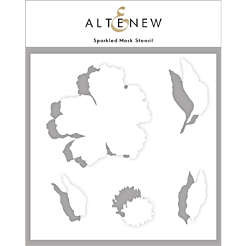 Altenew SPARKLED Mask Stencil ALT4602