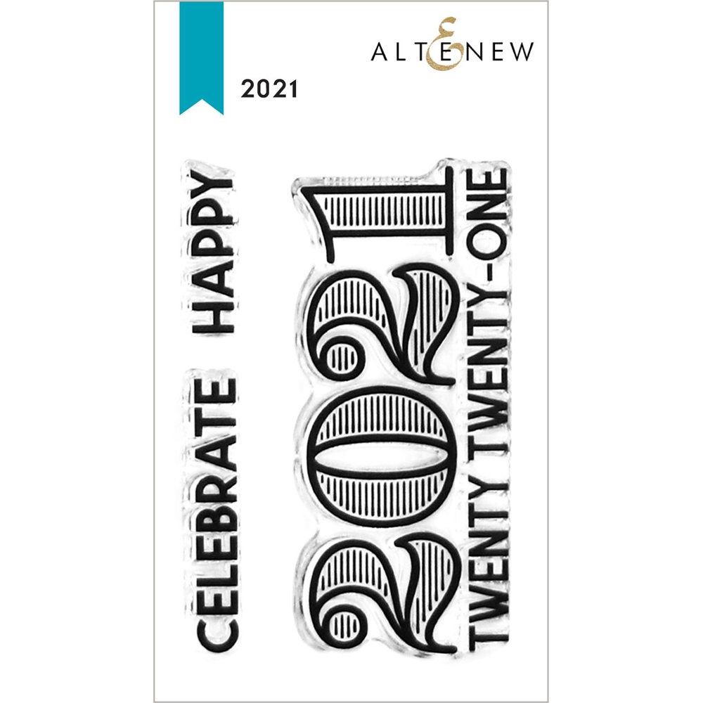 Altenew 2021 Clear Stamps ALT4581 zoom image
