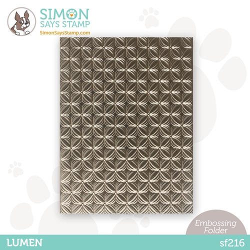 Simon Says Stamp Embossing Folder LUMEN sf216 Holly Jolly Preview Image