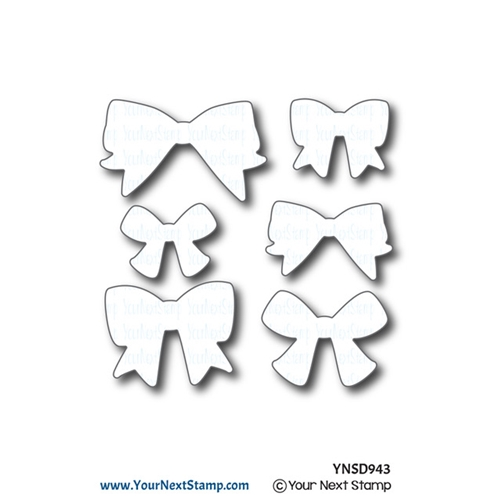 Your Next Die CUTE BOWS ynsd943 Preview Image