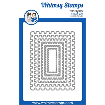 Whimsy Stamps EXTREME POSTAGE Dies WSD504