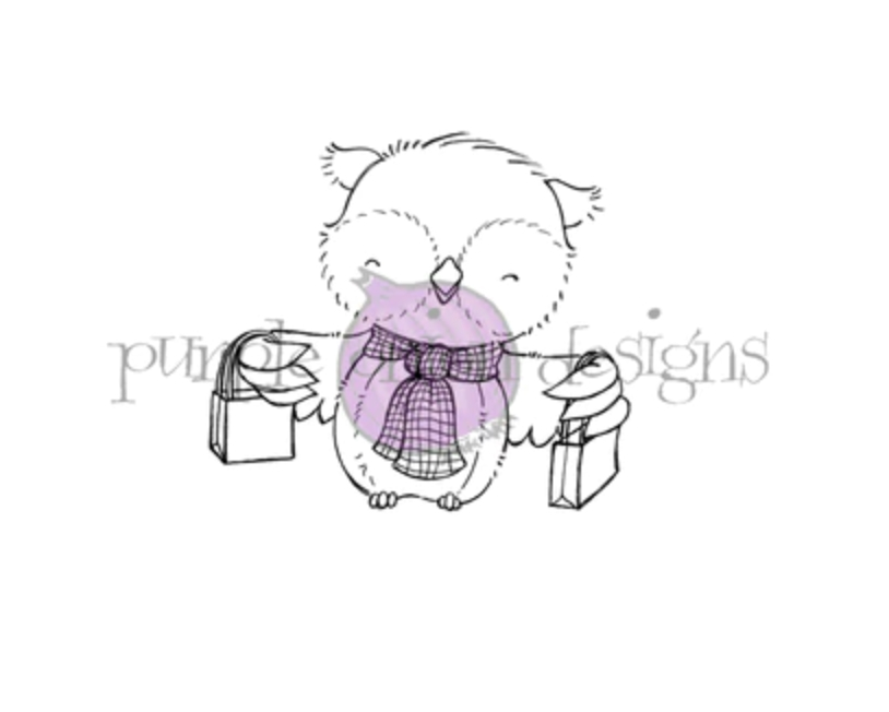 Purple Onion Designs HANK Cling Stamp pod1194 zoom image