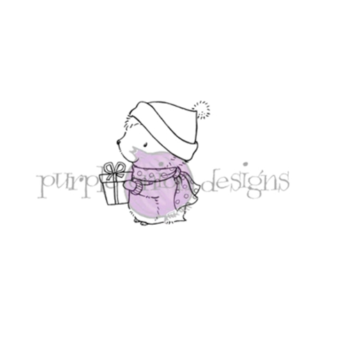 Purple Onion Designs TIMOTHY Cling Stamp pod1197 Preview Image