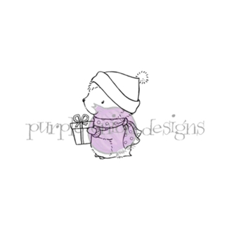 Purple Onion Designs TIMOTHY Cling Stamp pod1197
