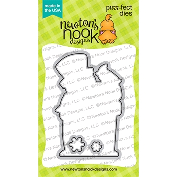 Newton's Nook Designs SNOWMAN GREETINGS Dies NN2011D02