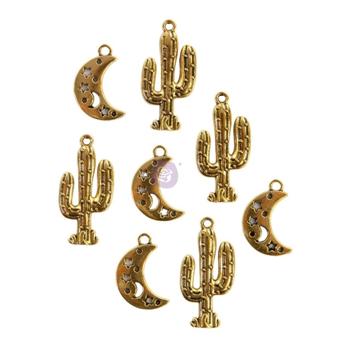 Prima Marketing GOLDEN DESERT Metal Charms 645793* Preview Image