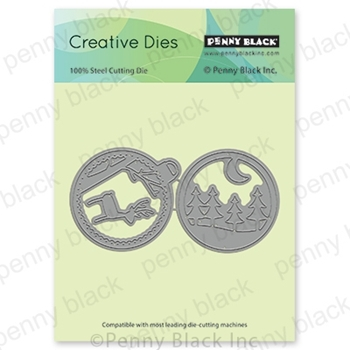 Penny Black MOONLIT Thin Metal Creative Dies 51 663