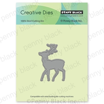 Penny Black DASHING Thin Metal Creative Dies 51 660