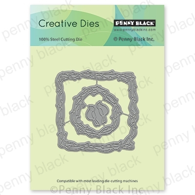 Penny Black WILDWOOD Thin Metal Creative Dies 51 657 zoom image