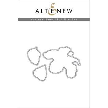 Altenew YOU ARE BEAUTIFUL Dies ALT4689