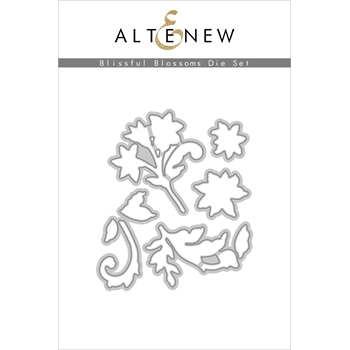 Altenew BLISSFUL BLOSSOM Dies ALT4667