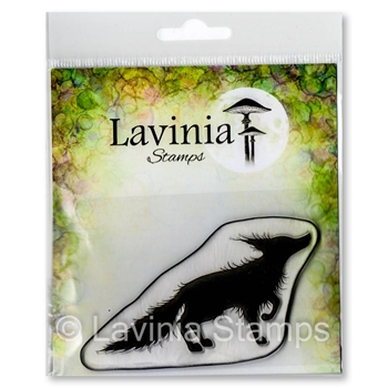 Lavinia Stamps BANDIT Clear Stamp LAV645*