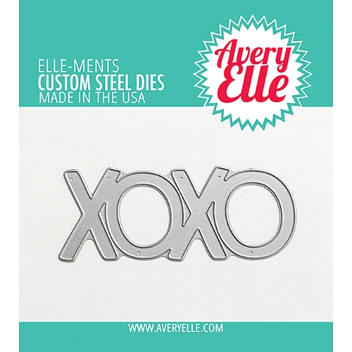 Avery Elle Steel Dies XOXO D 09 11 Preview Image