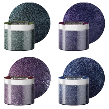 Brutus Monroe SHIMMER SHIFT Embossing Powder Collection bru2334
