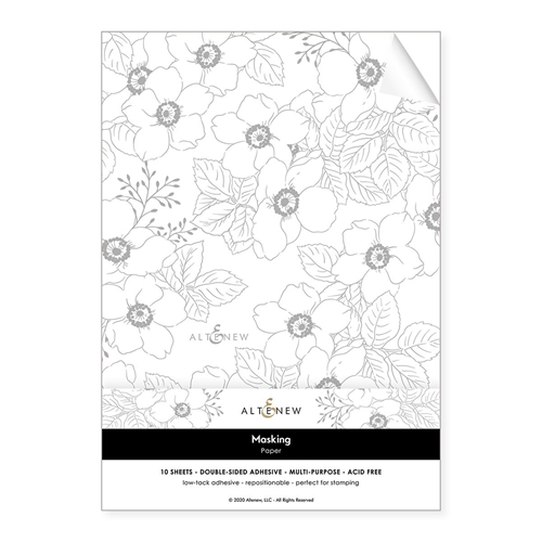 Altenew MASKING PAPER 10 Sheets ALT4565 ** Preview Image