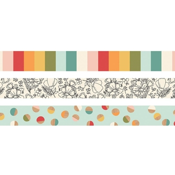 Simple Stories HELLO TODAY Washi Tape 14424