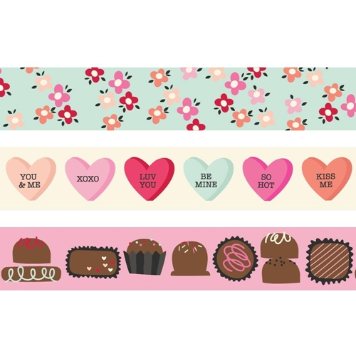 Simple Stories SWEET TALK Washi Tape 14323 Preview Image