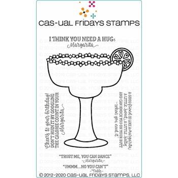 CAS-ual Fridays SALTY Clear Stamps cfs2014