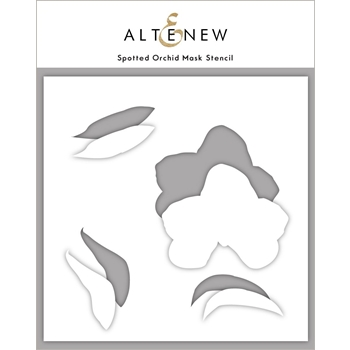 Altenew SPOTTED ORCHID Mask Stencil ALT4761