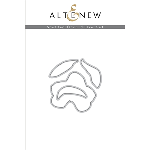 Altenew SPOTTED ORCHID Dies ALT4760 Preview Image
