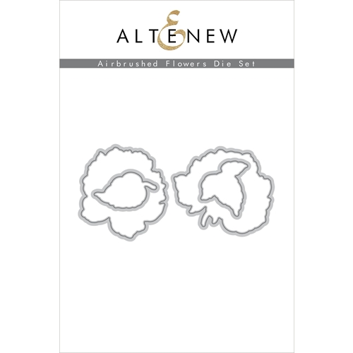 Altenew AIRBRUSHED ANEMONE FLOWERS Dies ALT4748 Preview Image