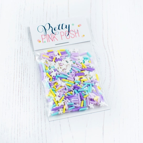 Pretty Pink Posh DAYDREAM Clay Sprinkles  Preview Image