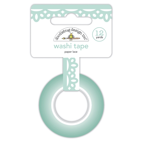 Doodlebug PAPER LACE Washi Tape 7088 Preview Image