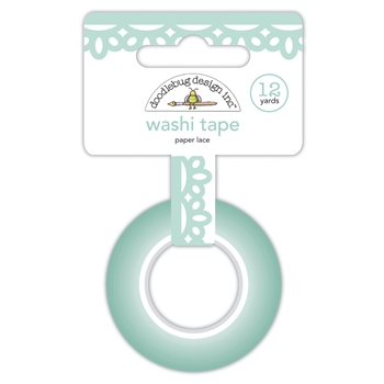 Doodlebug PAPER LACE Washi Tape 7088