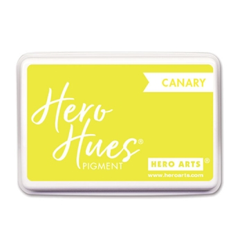 Hero Arts Hues CANARY Pigment Ink Pad AF466