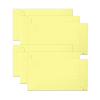 Simon Says Stamp Envelopes MINI SLIMLINE LEMON CHIFFON Open End sss80 Love You Too