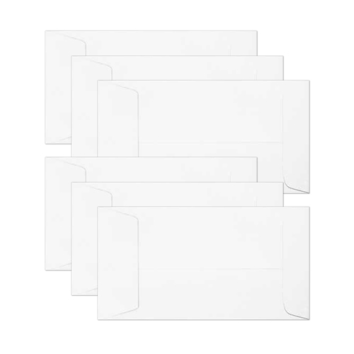 Simon Says Stamp Envelopes MINI SLIMLINE WHITE Open End sss78 Love You Too Preview Image