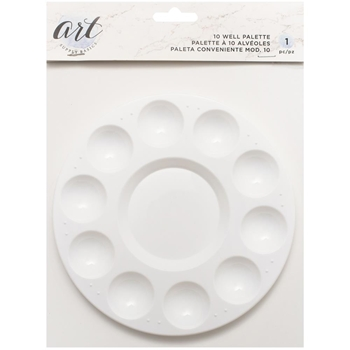 Art Supply Basics PLASTIC PALETTE 34006080