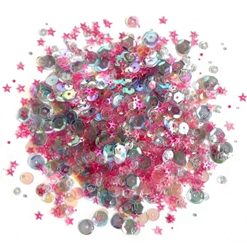 28 Lilac Lane GLITTERING GALAXY Sequin Mix PS771