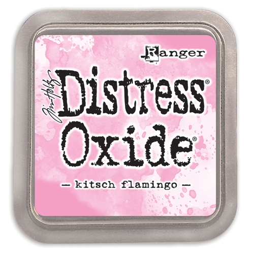Tim Holtz Distress Oxide Ink Pad February 2021 New KITSCH FLAMINGO Ranger tdo72614 Preview Image