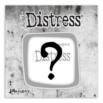 RESERVE Tim Holtz Distress Enamel Pin 2021 New FEBRUARY Ranger tdz73130