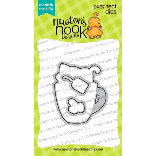 Newton's Nook Designs NEWTON'S MUG Dies NN2101D01 Preview Image