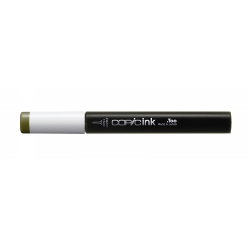 Copic SPANISH OLIVE Refill and Alcohol Ink yg97 Preview Image