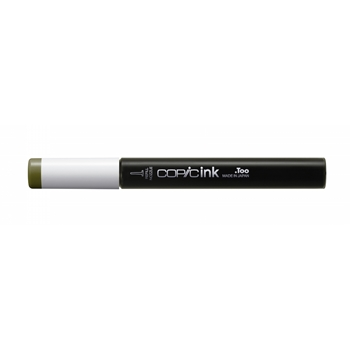 Copic SPANISH OLIVE Refill and Alcohol Ink yg97
