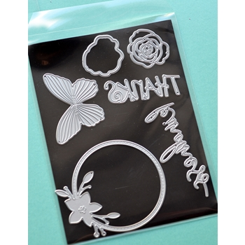 Memory Box MEDIUM MAGNET SHEETS Pack of 25 ms1002
